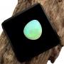 Andamooka Opal Solid Pear Cabochon 16.5x14.8mm