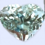 Aquamarine Heart 1.6 carats