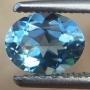 Aquamarine Oval 0.52 carats