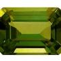 Australian Sapphire Green Emerald Cut 5.8x4.3mm