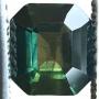 Australian Sapphire Parti Colour Emerald Cut 1.15 carats