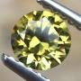 Australian Sapphire Yellow Round 5mm