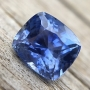 Ceylon Sapphire Blue Cushion 3.43 carats