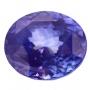 Ceylon Sapphire Blue Oval 2.4 carats