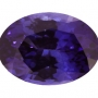 Ceylon Sapphire Blue Oval 1.25 carats