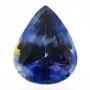 Ceylon Sapphire Blue Pear 9x7mm