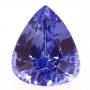Ceylon Sapphire Blue Pear 1.05 carats