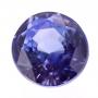 Ceylon Sapphire Blue Round 7.6mm
