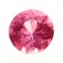 Ceylon Sapphire Pink Round 4mm