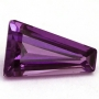Ceylon Sapphire Purple Tapered Baguette 0.75 carats