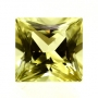Ceylon Sapphire Yellow Princess Cut 6mm