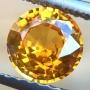 Ceylon Sapphire Yellow Round 5.75mm
