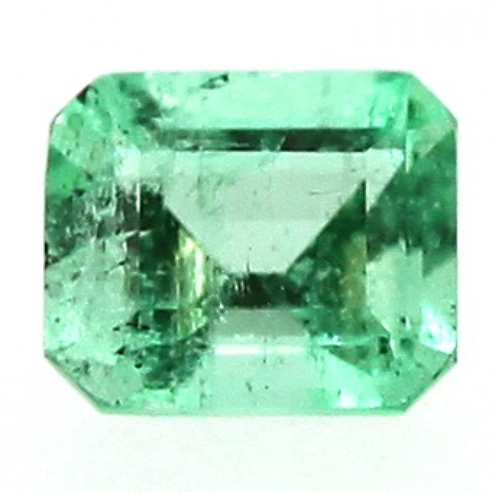 ring colombian htm stone carat r cut p platinum emerald