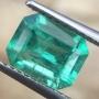 Emerald Cut Emerald 1.54 carats