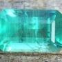Emerald Cut Emerald 0.5 carats