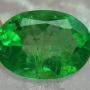 Emerald Oval 0.89 carats