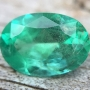 Emerald Oval 0.6 carats