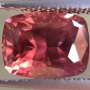 Mahenge Garnet Cushion 8x6mm