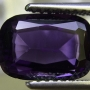 Iolite Cushion 2.46 carats