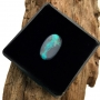 Lightning Ridge Black Opal Solid Oval Cabochon
