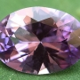 Madagascan Sapphire Purple Oval 0.47 carats