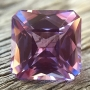 Madagascan Sapphire Purple Square Radiant 6.2mm