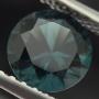 Spinel Blue Round 6mm