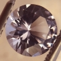 Spinel Light Purple Round 6.07mm