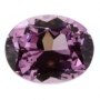 Spinel Mauve Oval 1.17 carats