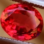 Spinel Red Oval 0.93 carats