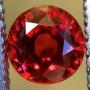 Spinel Red Round 4.25mm