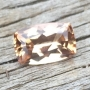 Imperial Topaz Cushion7x4.5mm
