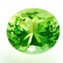 Tourmaline Green Oval 1.95 carats