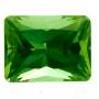 Tourmaline Green Radiant 5.5x4mm