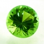 Tourmaline Green Round 8.25mm