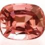 Tourmaline Pink Cushion 2.45 carats
