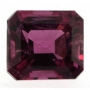 Tourmaline Pink Emerald Cut
