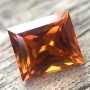 Hessonite Garnet Radiant 1.46 carats