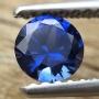 Ceylon Sapphire Blue Round