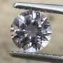 Ceylon Sapphire Pale Purple Round 5.7mm