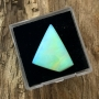 Andamooka Opal Solid Freeform Cabochon 19.1x14.4mm