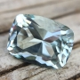 Aquamarine Cushion Cut 10x7.5mm