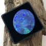 Lightning Ridge Opal Double Oval Cabochon