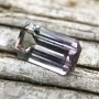 Tourmaline Bi-Colour Emerald Cut
