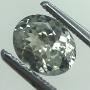 Ceylon Sapphire White Oval 0.9 carats