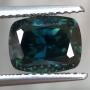 Australian Sapphire Parti Blue Green Cushion